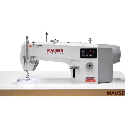 Одноигольная прямострочная швейная машина Mauser Spezial ML8121-E00-CC
