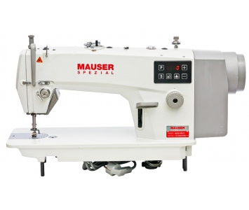 Одноголкова прямострочна швейна машина Mauser Spezial ML8121-E00-CC