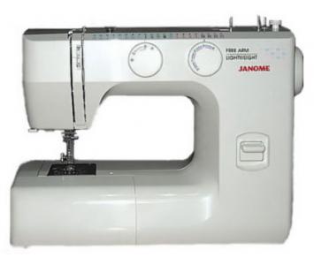 Електромеханічна швейна машина Janome 1143