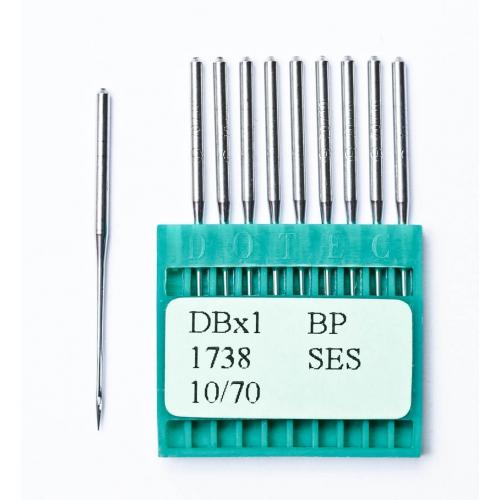 Иглы DOTEC Needle DBx1 BP №70