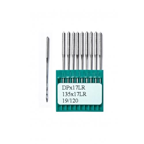 Голки DOTEC Needle DPx17 LR №120