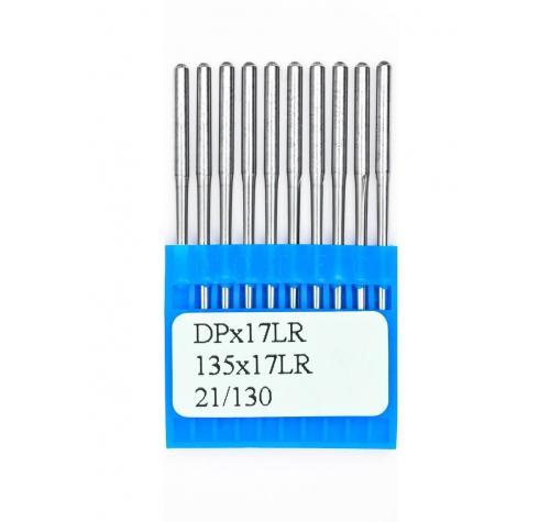 Голки DOTEC Needle DPx17 LR №130 - фото в інтернет-магазині швейних машинок і аксесуарів в Україні - Sewgroup