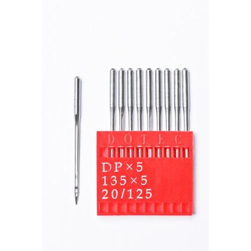 Иглы DOTEC Needle DPx5 №125