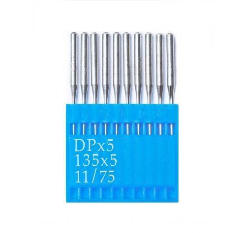 Голки DOTEC Needle DPx5 №75 - фото в інтернет-магазині швейних машинок і аксесуарів в Україні - Sewgroup