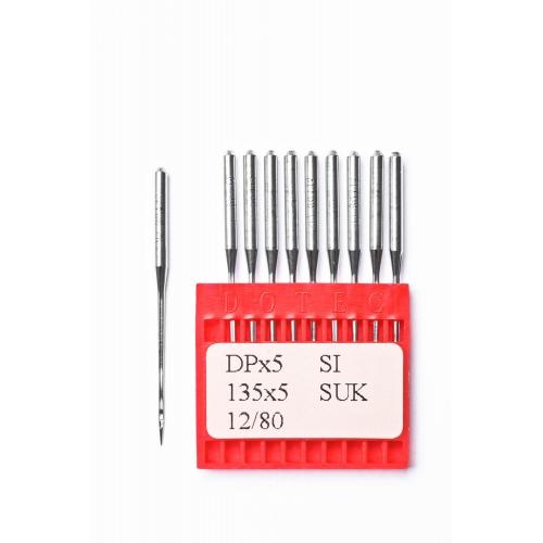 Голки DOTEC Needle DPx5 SI SUK №80