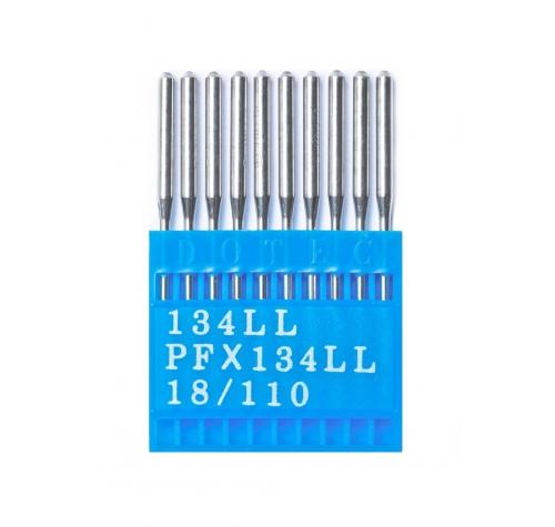 Голки DOTEC Needle 134LL №110 - фото в інтернет-магазині швейних машинок і аксесуарів в Україні - Sewgroup