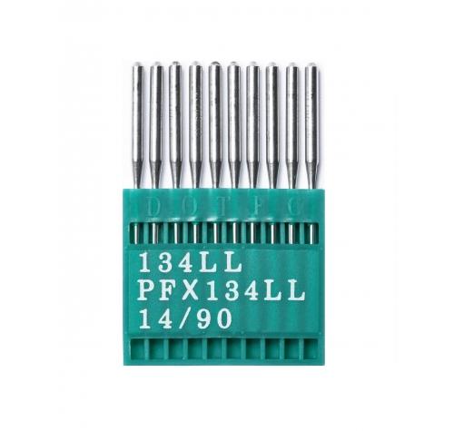 Иглы DOTEC Needle 134LL №90 - фото в интернет–магазине швейных машинок и аксессуаров в Украине - Sewgroup