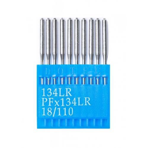 Иглы DOTEC Needle 134LR №110 - фото в интернет–магазине швейных машинок и аксессуаров в Украине - Sewgroup