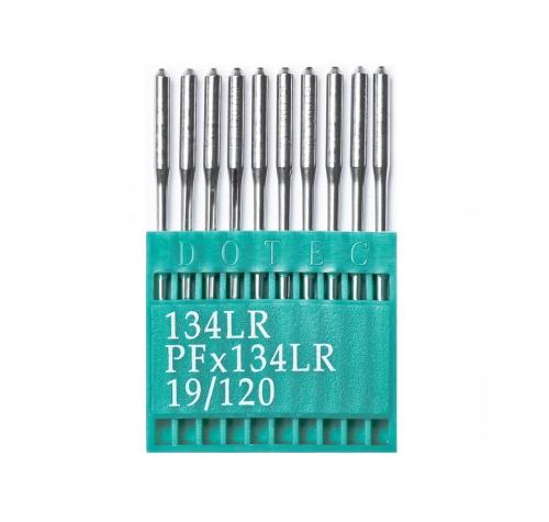 Иглы DOTEC Needle 134LR №120 - фото в интернет–магазине швейных машинок и аксессуаров в Украине - Sewgroup