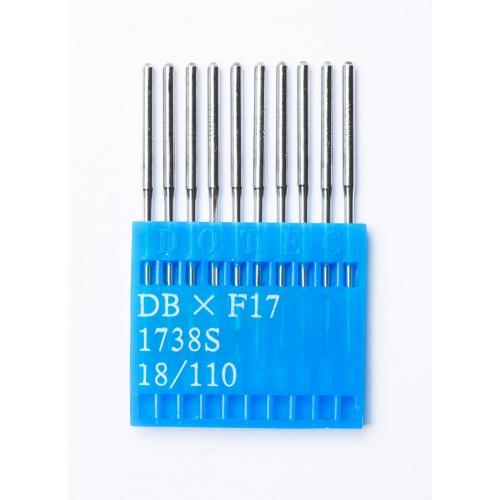 Голки DOTEC Needle DBxF17 1738S №110 - фото в інтернет-магазині швейних машинок і аксесуарів в Україні - Sewgroup
