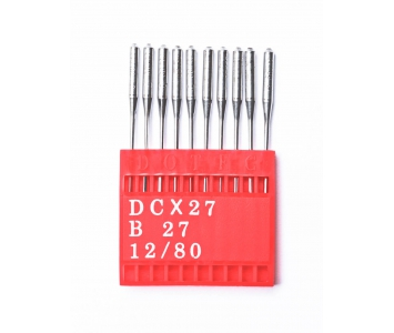 Иглы DOTEC Needle DCx27 №80