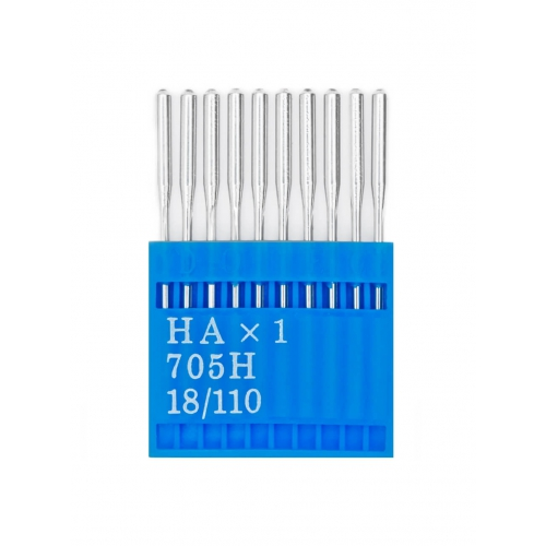 Иглы DOTEC Needle HAx1 №110 - фото в интернет–магазине швейных машинок и аксессуаров в Украине - Sewgroup