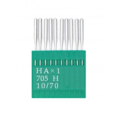 Голки DOTEC Needle HAx1 №70 - фото в інтернет-магазині швейних машинок і аксесуарів в Україні - Sewgroup