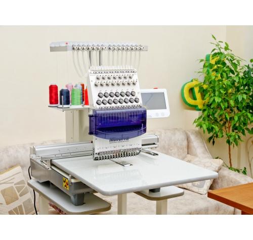 Вышивальная машина Minerva M1501 - фото в интернет–магазине швейных машинок и аксессуаров в Украине - Sewgroup