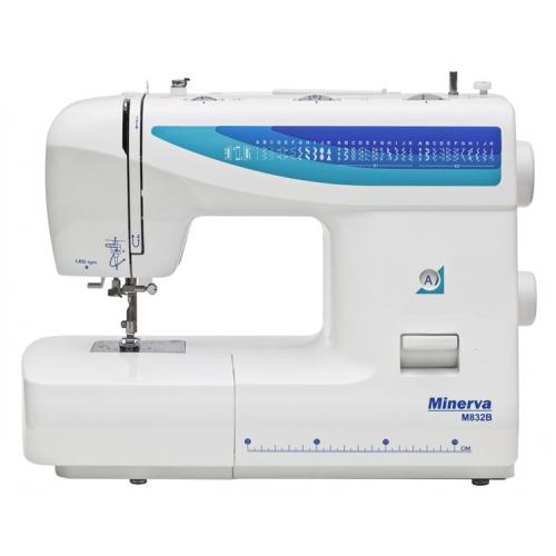 Minerva M832B - фото в інтернет-магазині швейних машинок і аксесуарів в Україні - Sewgroup