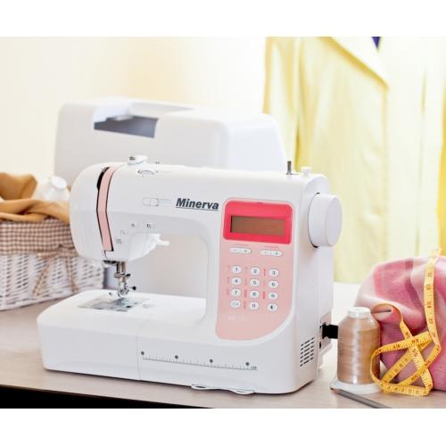 Комп'ютеризована швейна машина Minerva MC 120HC
