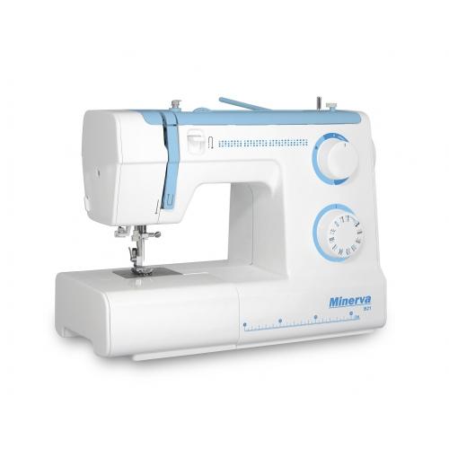 Електромеханічна швейна машина Minerva B21 - фото в інтернет-магазині швейних машинок і аксесуарів в Україні - Sewgroup
