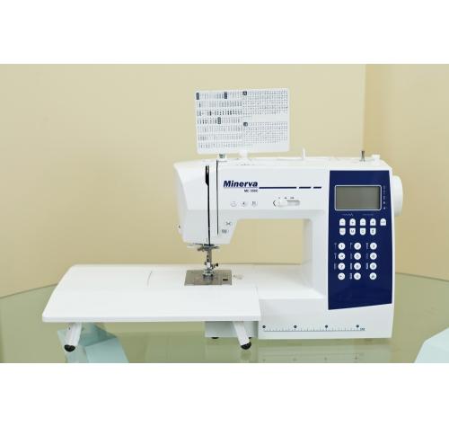 Minerva H7A0754210 - фото в інтернет-магазині швейних машинок і аксесуарів в Україні - Sewgroup