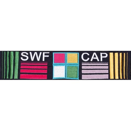 Профессиональная вышивальная машина SWF MA-6