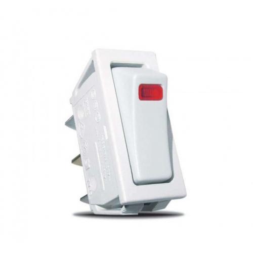 Silter TY KA 01 Кнопка узкая на корпусе - фото в интернет–магазине швейных машинок и аксессуаров в Украине - Sewgroup