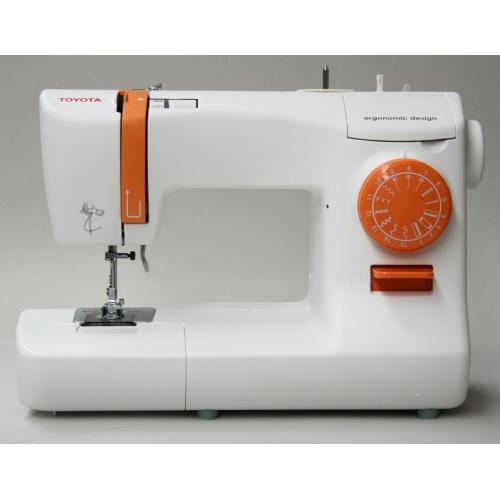 Електромеханічна швейна машина Toyota ECO 26 B - фото в інтернет-магазині швейних машинок і аксесуарів в Україні - Sewgroup