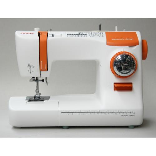 Електромеханічна швейна машина Toyota ECO 34 В - фото в інтернет-магазині швейних машинок і аксесуарів в Україні - Sewgroup