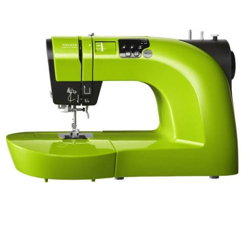 Комп'ютеризована швейна машина Toyota OEKAKI 50LG + стіл - фото в інтернет-магазині швейних машинок і аксесуарів в Україні - Sewgroup