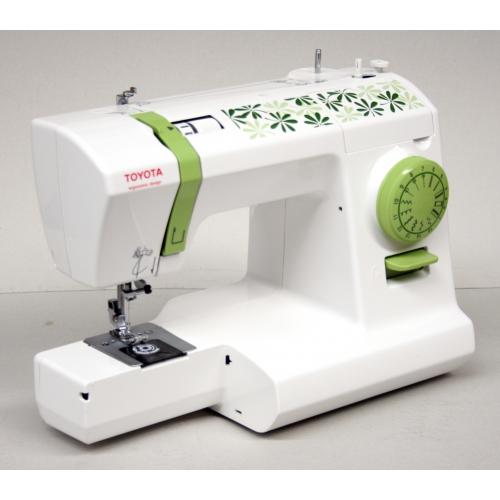 Електромеханічна швейна машина Toyota ECO 15 CG
