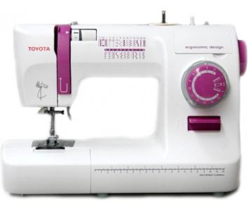 Електромеханічна швейна машина Toyota ECO 26 A