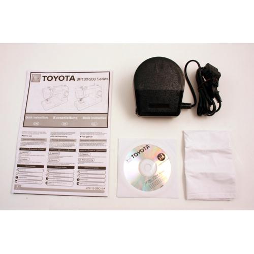 Toyota ECO 17CJ