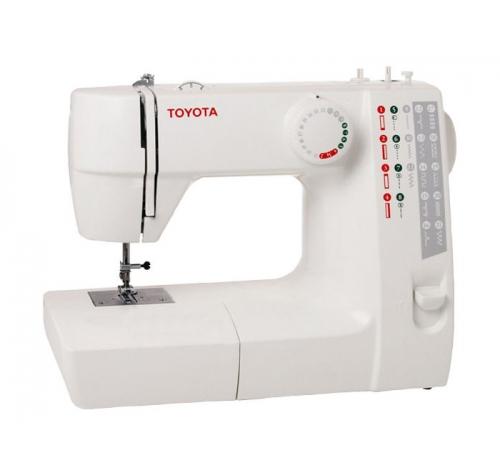 Електромеханічна швейна машина Toyota FSS 21 - фото в інтернет-магазині  швейних машинок і аксесуарів 01fe84d76ab18