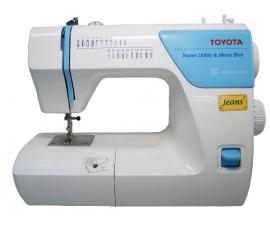 Електромеханічна швейна машина Toyota JSA 21 jeans