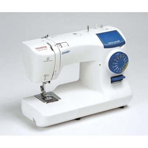 Электромеханическая швейная машина Toyota JSPB 15 jeans