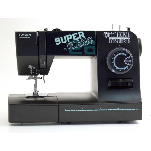 Toyota Super Jeans 26XL - фото в інтернет-магазині швейних машинок і аксесуарів в Україні - Sewgroup