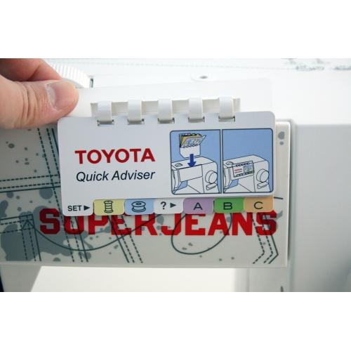 Toyota Super Jeans 15 WE