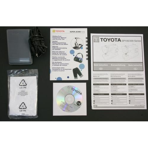 Toyota SUPERJ15PE
