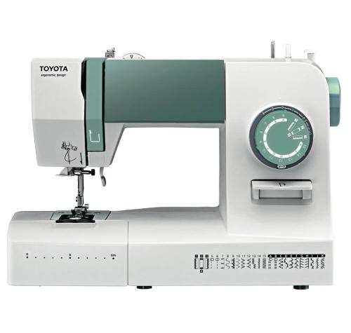Електромеханічна швейна машина Toyota TSEW2 - фото в інтернет-магазині швейних машинок і аксесуарів в Україні - Sewgroup