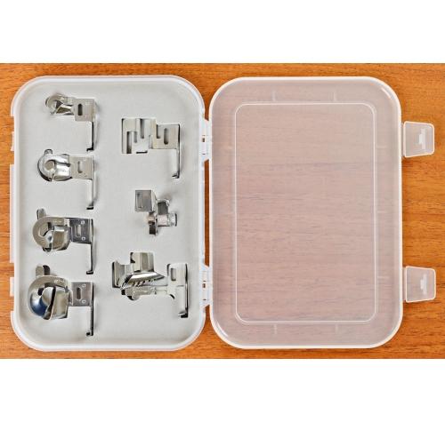 Набір лапок для швейних машин CY-007-002 - фото в інтернет-магазині швейних машинок і аксесуарів в Україні - Sewgroup