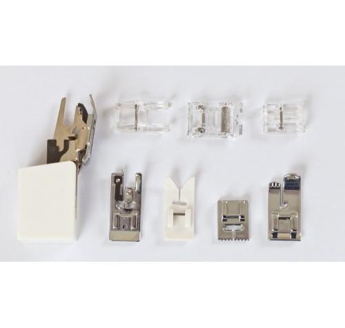 Набір лапок для швейних машин CY-208-1 - фото в інтернет-магазині швейних машинок і аксесуарів в Україні - Sewgroup