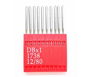Голки DOTEC Needle DBx1 №70, 75, 80, 90, 100, 110, 120, 130, 140