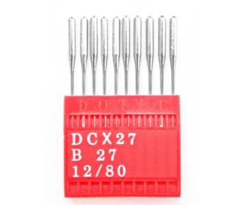 Голки DOTEC Needle DCx27 №70, 75, 80, 90, 100, 110, 120