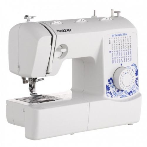 Електромеханічна швейна машина Brother Artwork 37A - фото в інтернет-магазині швейних машинок і аксесуарів в Україні - Sewgroup