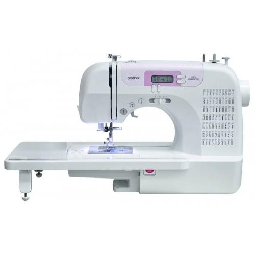 Компьютеризована швейна машина Brother JS100 - фото в інтернет-магазині швейних машинок і аксесуарів в Україні - Sewgroup