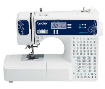 Комп'ютеризована швейна машина Brother MODERN 210E