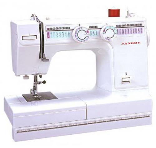 Janome RX 18  - фото в інтернет-магазині швейних машинок і аксесуарів в Україні - Sewgroup