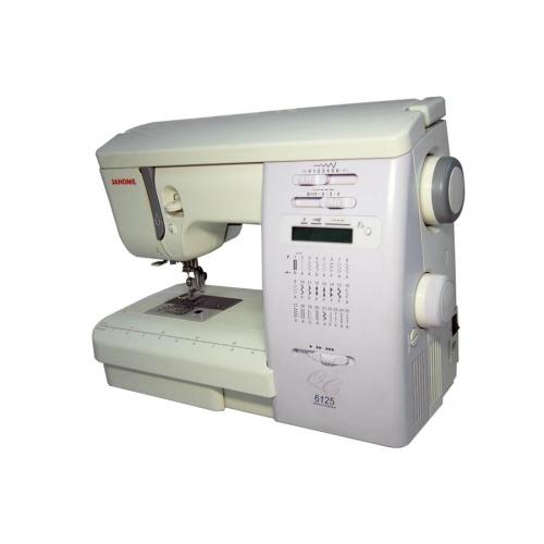 Janome 6125QC (QC 2324)
