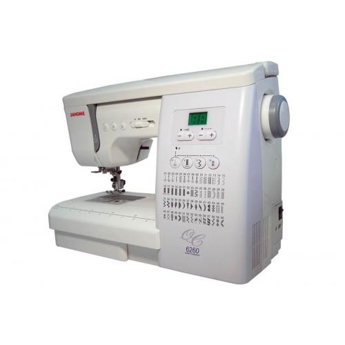Janome 6260 QC
