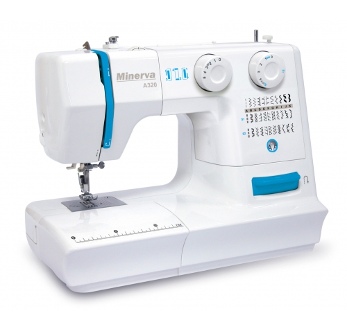 Minerva A320 - фото в інтернет-магазині швейних машинок і аксесуарів в Україні - Sewgroup