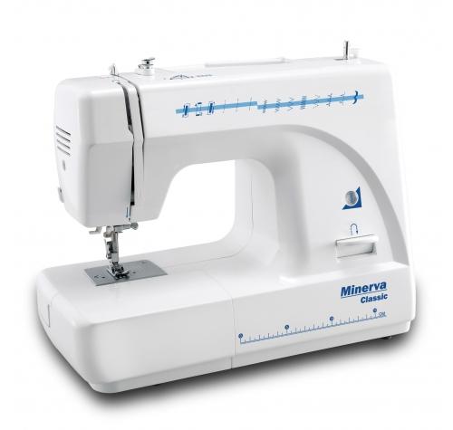 Minerva Classic - фото в інтернет-магазині швейних машинок і аксесуарів в Україні - Sewgroup