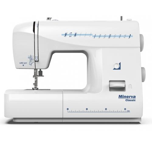 Швейная машинка Minerva Classic - фото в интернет–магазине швейных машинок и аксессуаров в Украине - Sewgroup